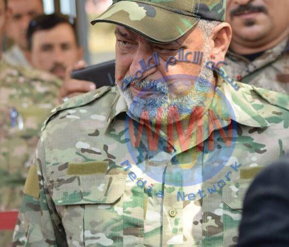 هيئة الحشد الشعبي تنعى وفاة معاون آمر اللواء 51