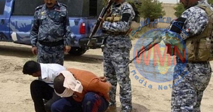 القبض على عنصرين من داعش في الحويجة