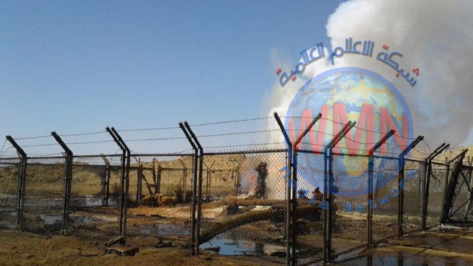 """بدء إعادة إعمار حقول النفط والغاز في """"الرقة"""""""