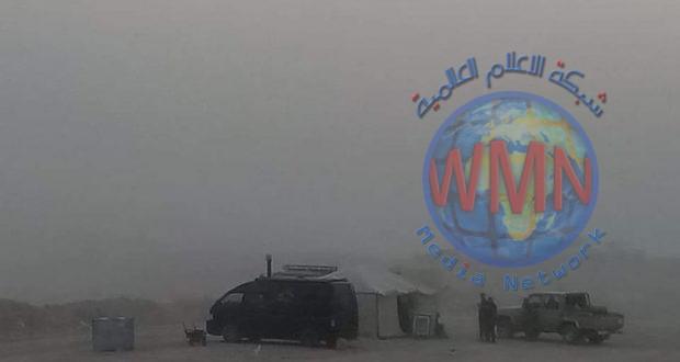 اللواء الثاني بالحشد يشارك بحماية الزائرين من منفذ زرباطية حتى طريق بغداد كوت