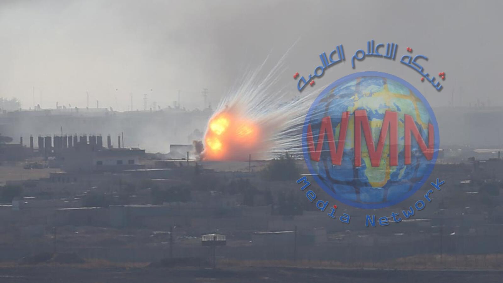 """""""سوريا الديمقراطية"""" تطالب بالضغط على أنقرة لفتح ممر إنساني"""