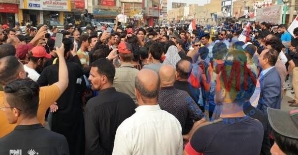 ذي قار: ملزمون بالكشف عن اعمال العنف التي شهدتها التظاهرات