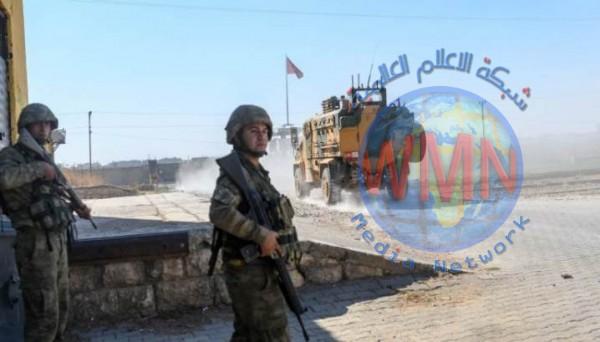 نائب يطالب بحماية الحدود مع سوريا لمنع تسلل الارهاب بعد الهجوم التركي