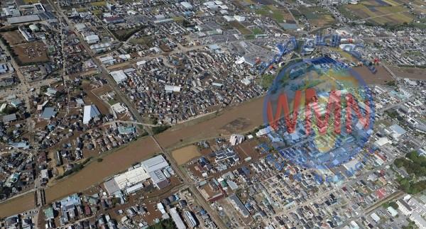 إعصار {هاغيبيس} يفتك في اليابان وعشرات الضحايا والمفقودين