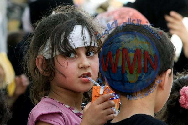 الأمم المتحدة تصدر تحذيرا بشأن الأطفال في العالم