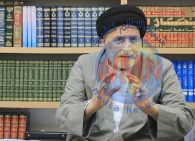 الإمام السيستاني يعزي بوفاة العلامة السيد جعفر العاملي