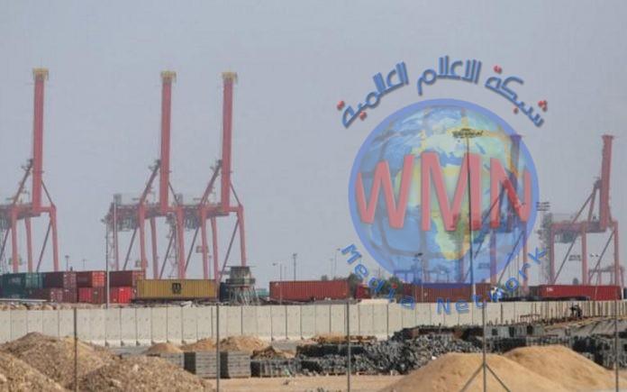 مصدر: ميناء ام قصر يشهد حركة دؤوبة وانسيابية بتفريغ البضائع