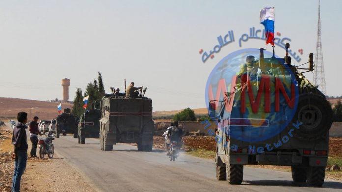 روسيا تسير دوريات شرطتها العسكرية بخط سير جديد في شمالي سوريا