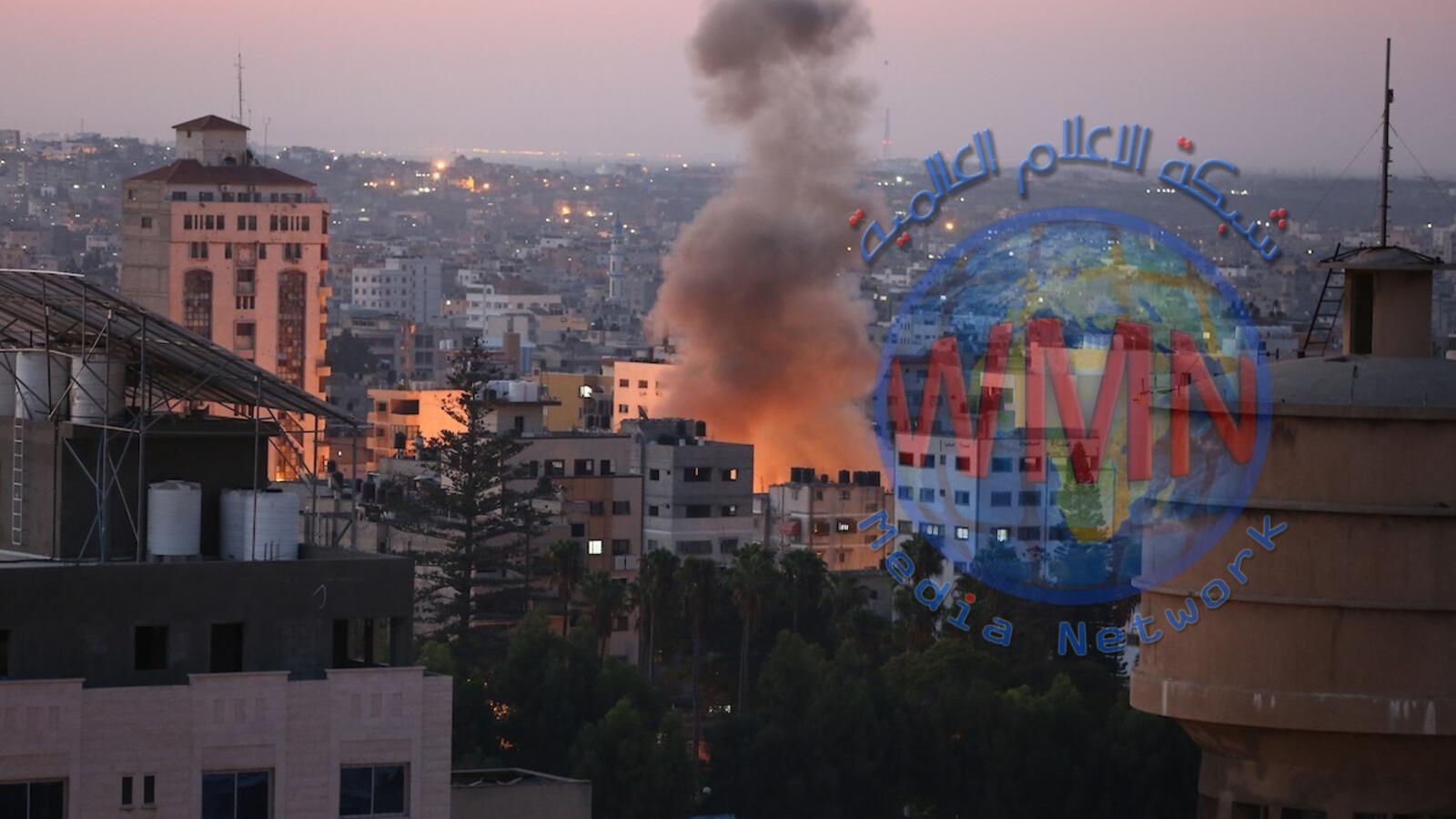 غزة: 12 شهيدا والمقاومة تواصل قصف المواقع الإسرائيلية