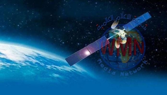 مصر تطلق قمرها الصناعي الأول للاتصالات