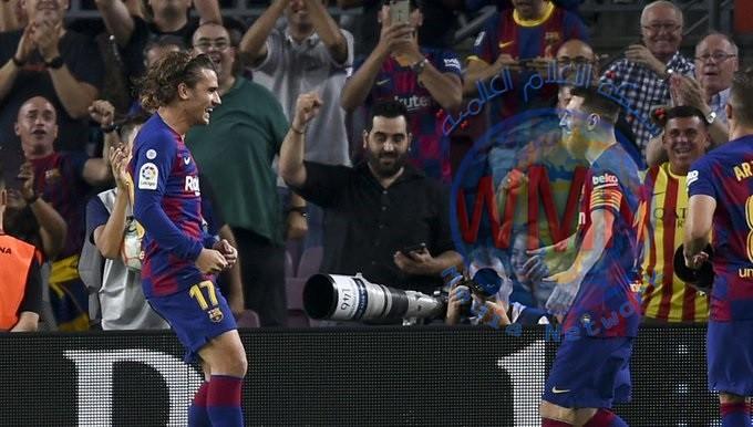 برشلونة يتسلح بميسي للفوز على ليغانيس في الليغا