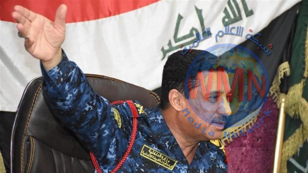 قائد شرطة ذي قار يصدر بيانا بشأن الاحداث التي رافقت التظاهرات اليوم