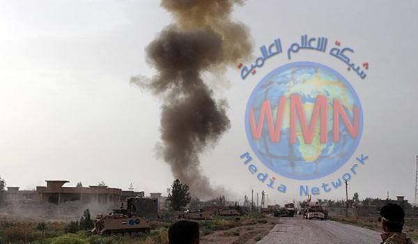 مقتل 4 من مسلحي داعش الارهابي بضربة جوية في حمرين
