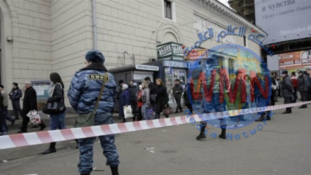 """موسكو تعلن توقيف ثلاثة أشخاص سعوا لتجنيد مسلحين لـ """"داعش"""""""