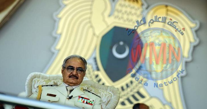 وفد أمريكي يلتقي القائد العسكري خليفة حفتر لبحث وقف الهجوم على طرابلس