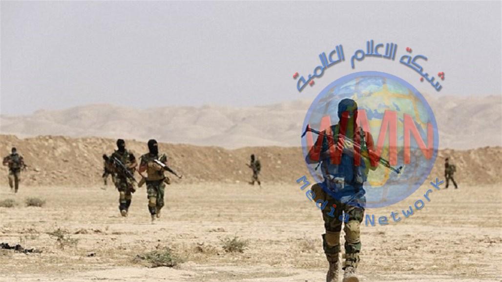 """القوات الأمنية تدمّر عدداً من الانفاق والمضافات التابعة لـ""""داعش"""" في جبال حمرين"""