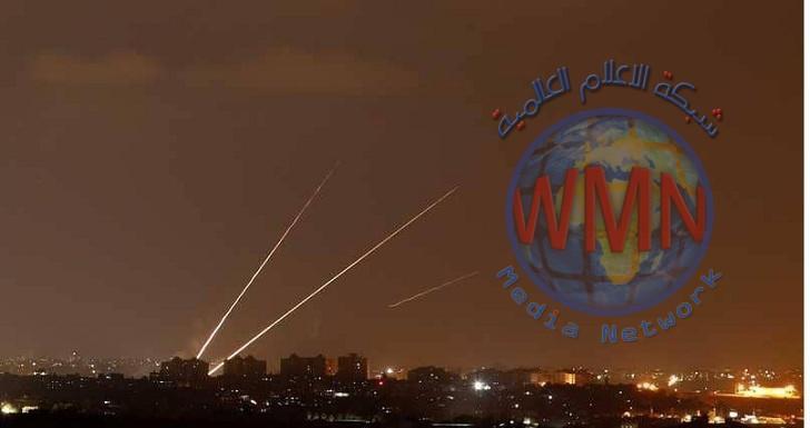 تجدد إطلاق الصواريخ على إسرائيل من غزة