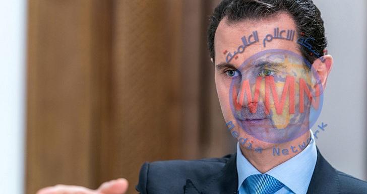 بشار الأسد: احتجاز ناقلة النفط الإيرانية من قبل بريطانيا هدفه إلحاق الضرر بسوريا