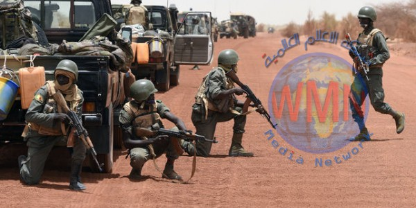 مقتل 13 جندياً فرنسياً في مالي