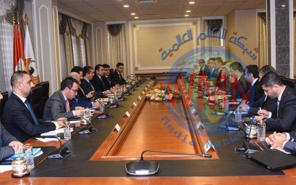 حكومة كردستان تعلن عن زيارة الى بغداد غداً لاكمال المباحثات