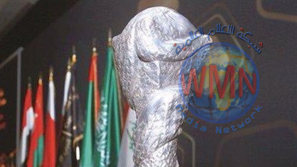 """العراق يصطدم بقطر والامارات واليمن في """"خليجي 24"""""""