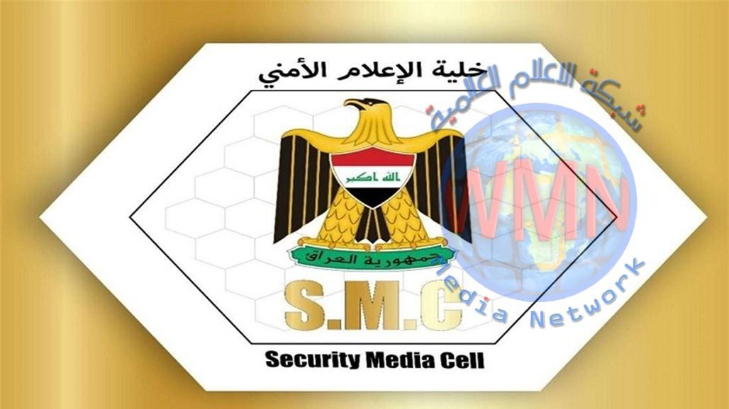خلية الاعلام الامني تعلن سقوط صاروخين على الاسكان والشعب في بغداد