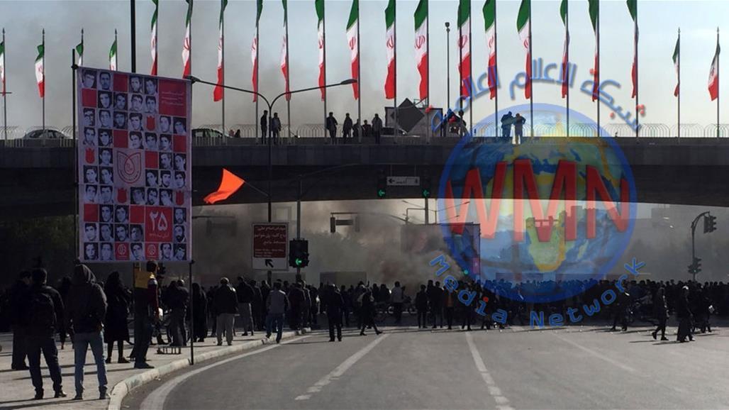 الرئيس الايراني: انتصرنا على الاضطرابات التي اشعلها الاجانب