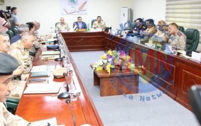 وزير الدفاع يقر توصيات مهمة في القبول على الكليات العسكرية