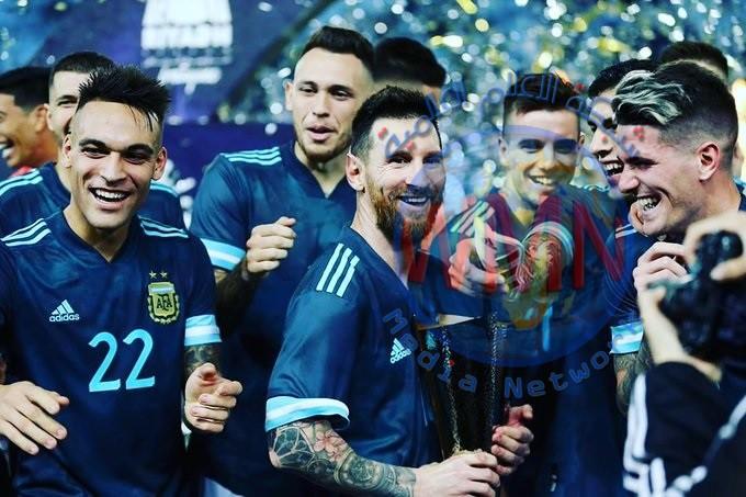 ميسي: طعم الانتصار على البرازيل رائع