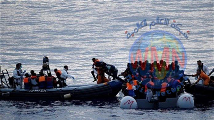 إنقاذ 40 مهاجرا قبالة صفاقس