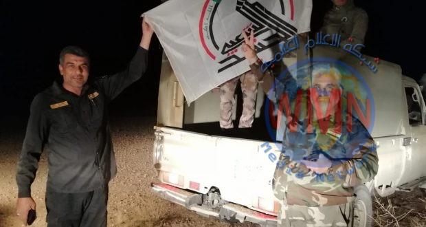 الحشد الشعبي ينفذ عملية دهم وتفتيش في الصحراء الشمالية لوادي حوران