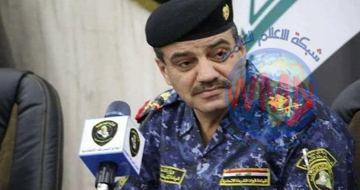 الشرطة الاتحادية تعلن عن نتائج فعاليات قطاعاتها في 3 مدن