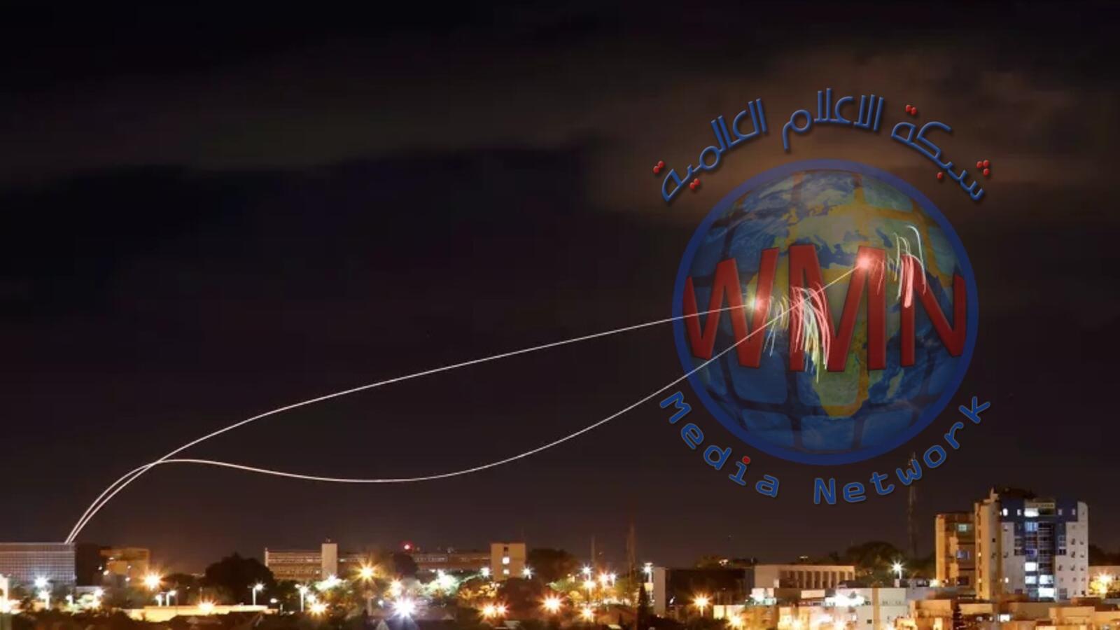 إسرائيل تعلن اعتراض صاروخين أطلقا من غزة