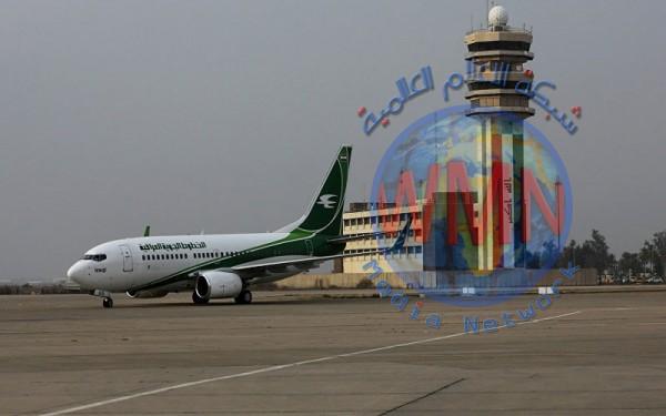 وزارة النقل تعلن تفويج اكثر من 100 الف مسافر من والى مطار بغداد