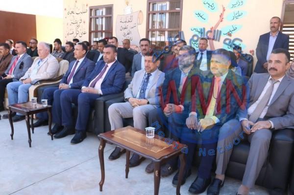 نينوى.. تخصيص 130 مليار دينار لمشاريع القطاع التربوي