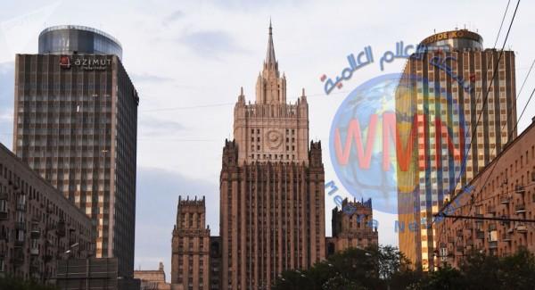 الخارجية الروسية: لا نستبعد تورط قوى خارجية بتأزم الموقف في إيران