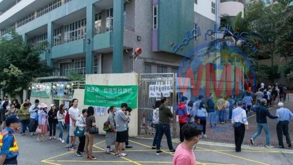 هونغ كونغ.. انتخابات على وقع التوتر