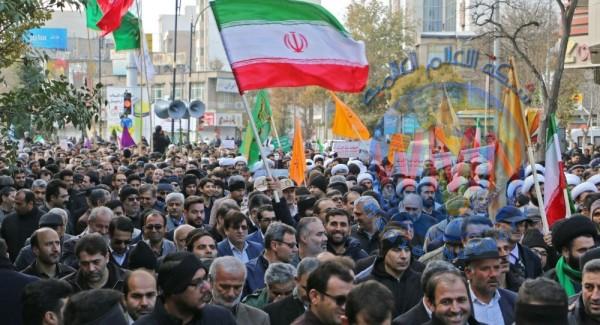 الحكومة الإيرانية تعتذر للشعب