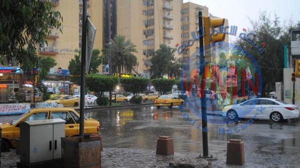 الأنواء الجوية: أمطار خفيفة ومتوسطة يومي الأربعاء والخميس