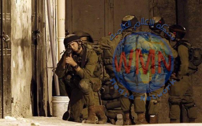 الاحتلال يعتقل 7 فلسطينيين من الضفة الغربية
