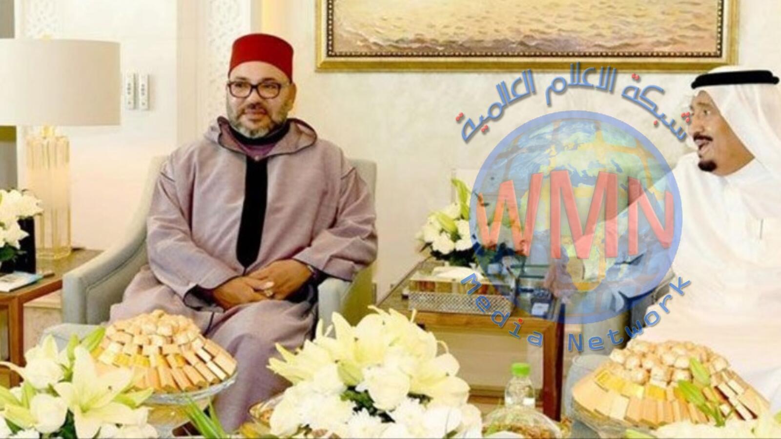 ملك المغرب يهنئ تبون ودعوه لفتح صفحة جديدة