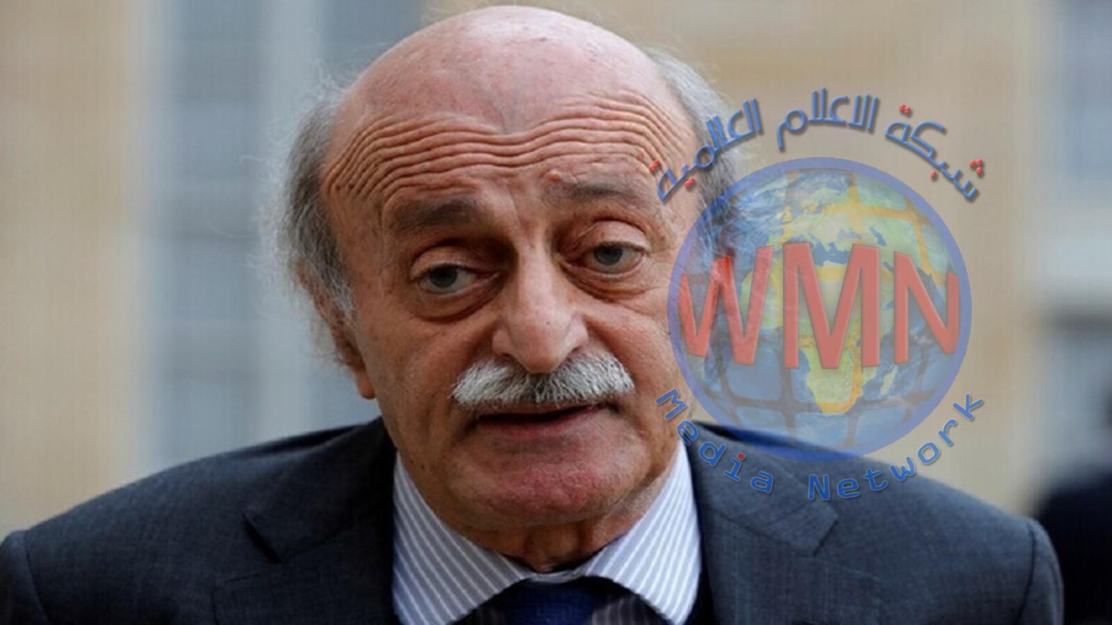 جنبلاط: عملاء سوريا وراء التحريض ضدي