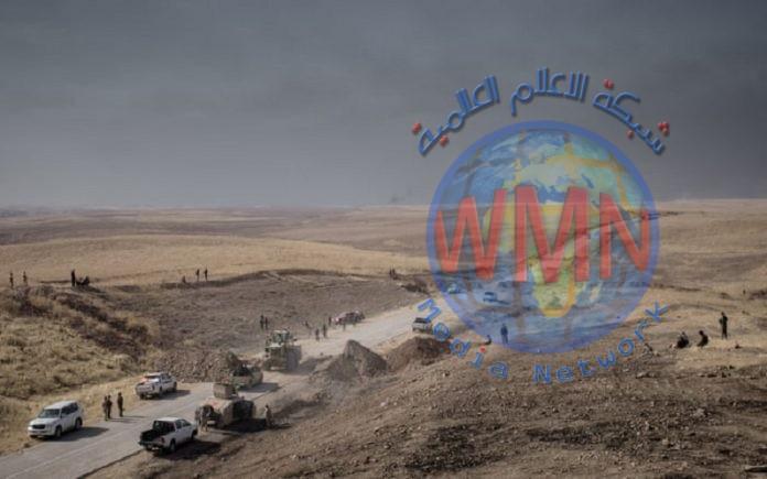 """قائد عمليات نينوى ينفي محاصرة """"داعش"""" لمدنيين جنوب الموصل"""