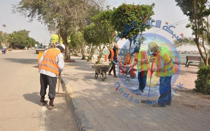 محافظة بغداد تحول 5 آلاف أجر يومي إلى عقود