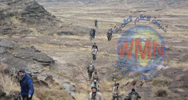 اللواء الرابع بالحشد يحبط محاولة إرهابية لاستهداف القطعات الأمنية شمال شرق ديالى