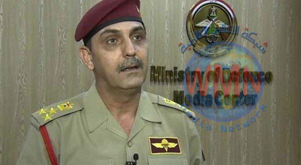 وزارة الدفاع: تأمين الحدود يتم بالتنسيق مع الحشد الشعبي