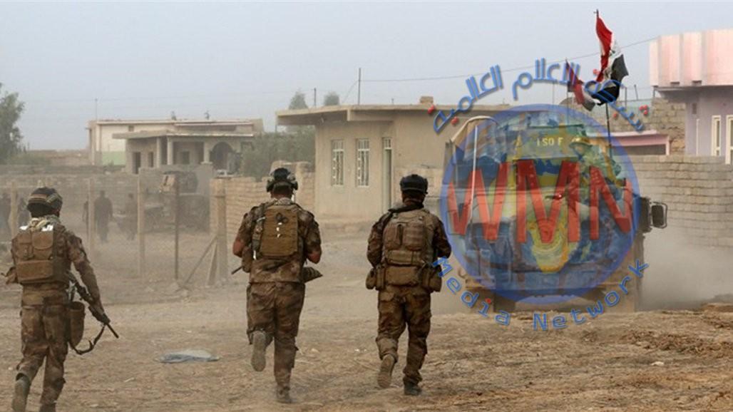 الإعلام الأمني: العثور على انفاق لداعش وعبوات ناسفة خلال عملية إرادة النصر السابعة