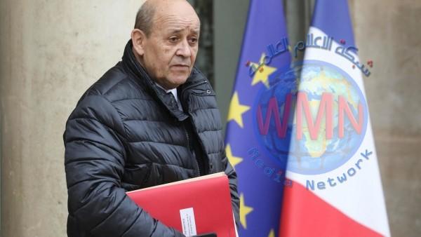 """خارجية فرنسا: محاكمة """"الجهاديين"""" المعتقلين في سوريا بالعراق غير ممكنة"""