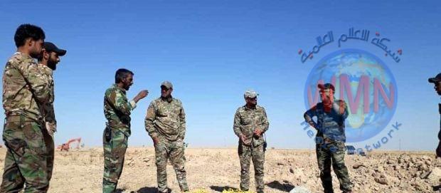 قوة من اللواء 35 في الحشد تقتل عنصرا من داعش وتصيب آخرين بصد هجوم في بيجي