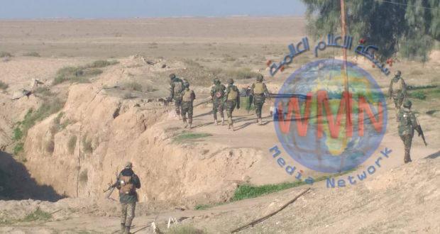 الحشد الشعبي والجيش يشرعان بعملية أمنية لملاحقة فلول داعش شرق الثرثار
